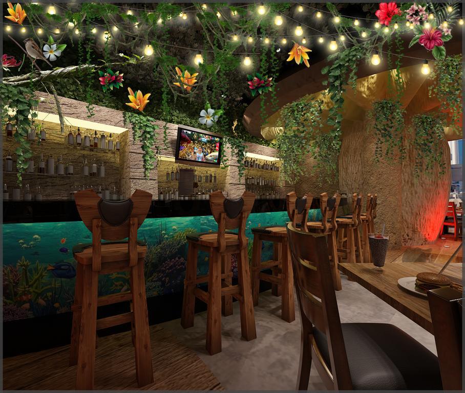 Rainforest Lounge