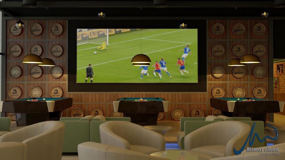 Guinness Smokehouse & Sports Lounge