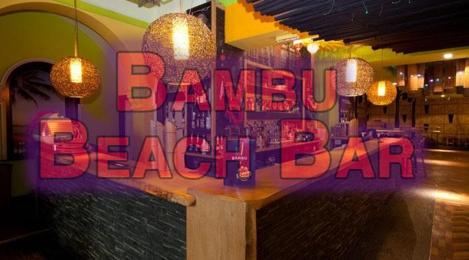 Bambu bar swansea
