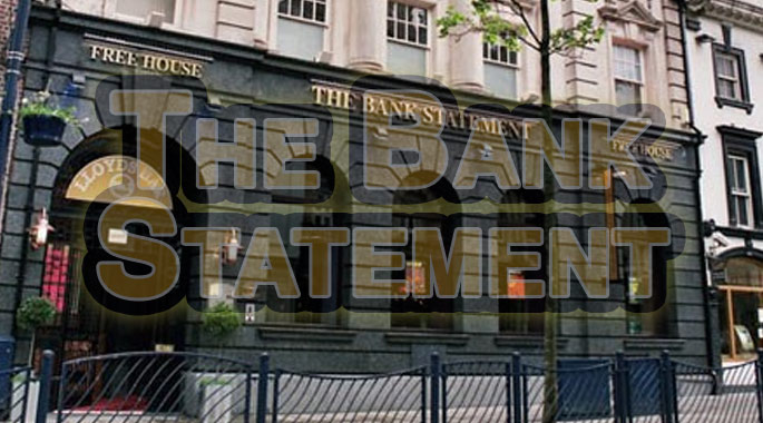 The Bank Statement Swansea