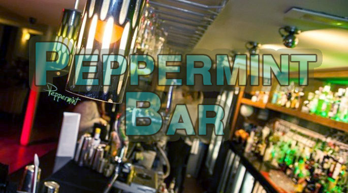 Peppermint Bar Swansea