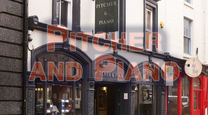 Pitcher and Piano Bar Swansea