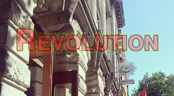 Vodka Revolution Swansea