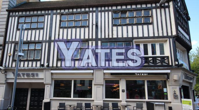 Yates Swansea
